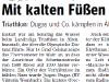 Zeitungsbericht Lohrer Echo 04.06.2009
