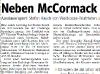 Zeitungsartikel Lohrer Echo 17.06.2009