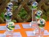 Logisch: Glaspokale beim Glasmacherlauf